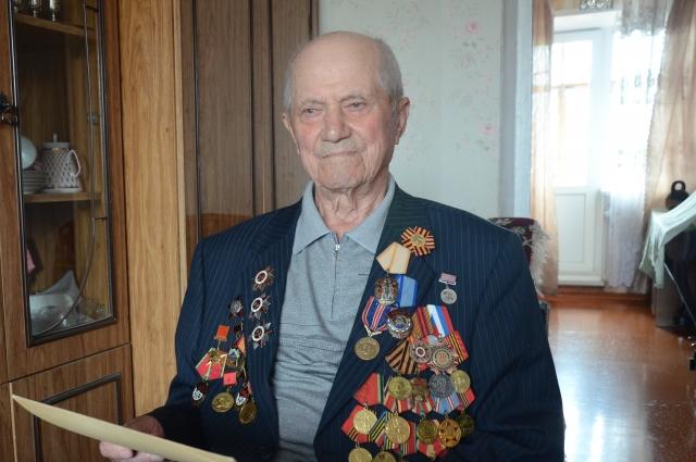 Борис Никуленков.