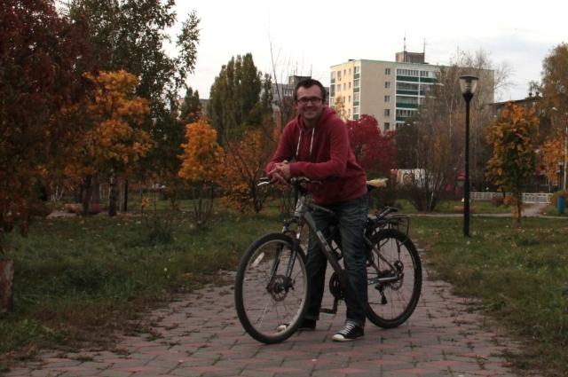 Алексей останется в Нижнем Новгороде на зиму, а весной снова планирует отправиться в путь.