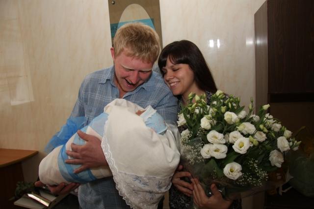 Скоро первые маленькие оренбуржцы родятся в перинатальном центре.