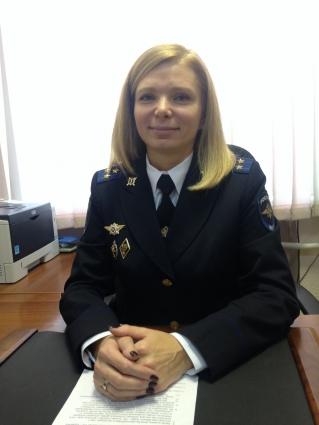 Работать в правоохранительные органы пришла в 19 лет.