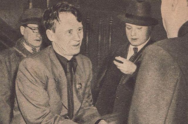 Иван Пырьев, 1947 г.
