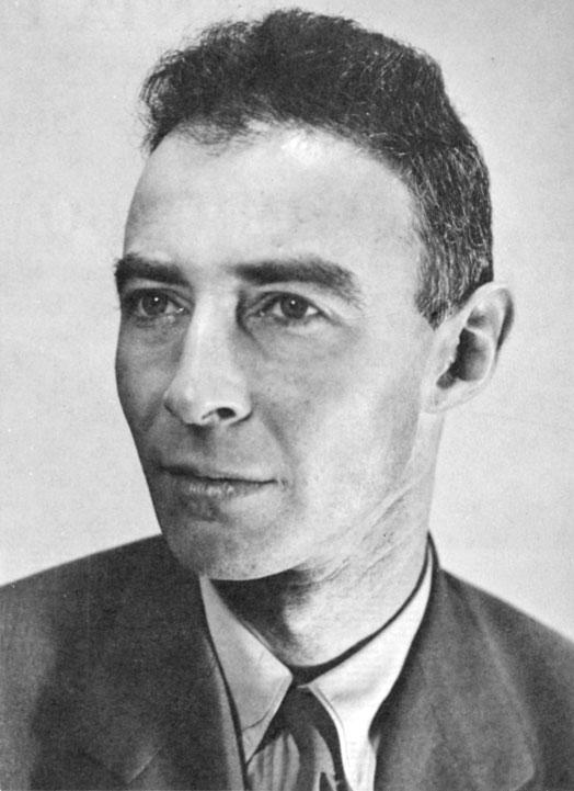 Роберт Оппенгеймер.