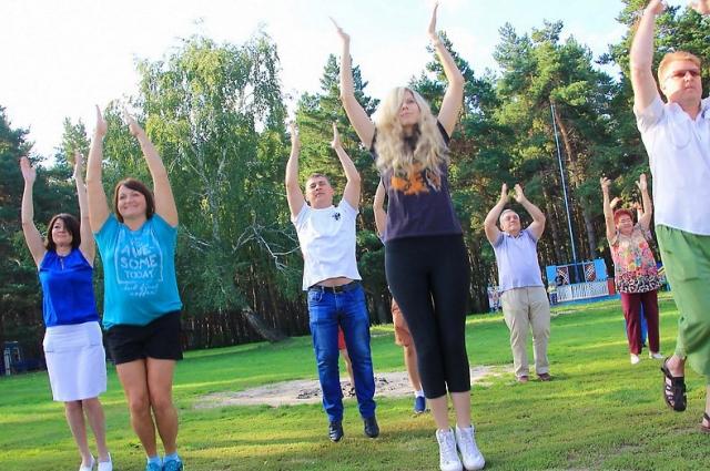 Молодежь мегаполиса ждет активный отдых.