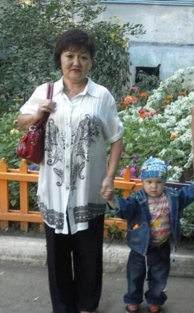 Пропавшие бабушка с внуком.