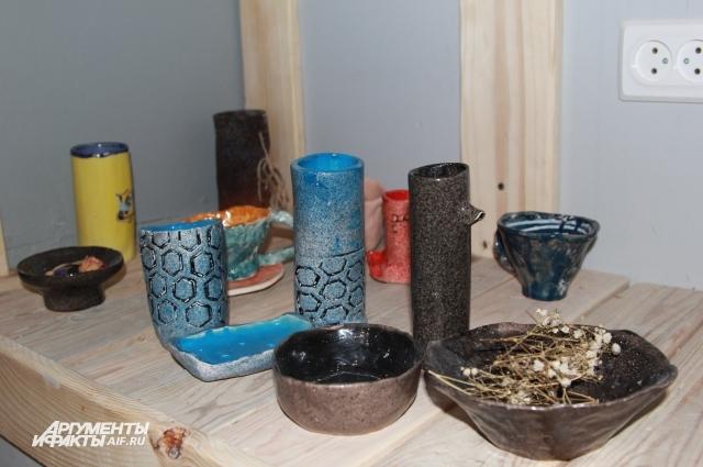 Ростовчане покупают продукцию незрячих мастеров, которая имеет особые отличия.