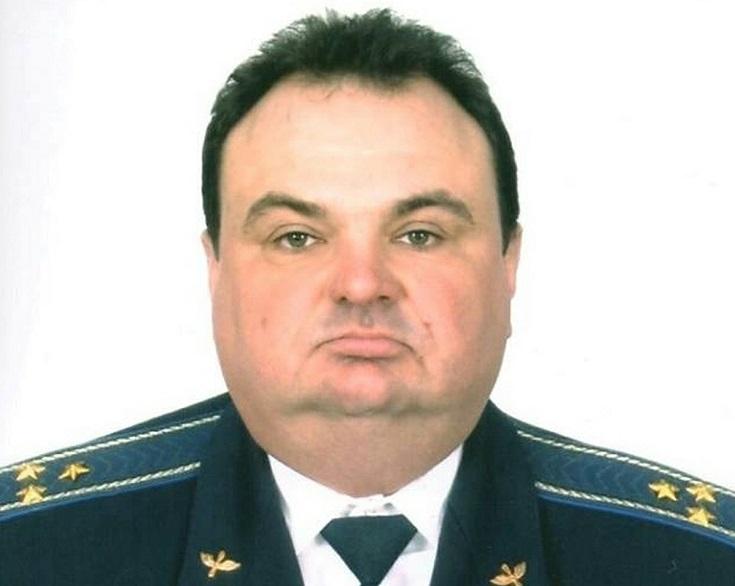 Пилот Иван Петренко.