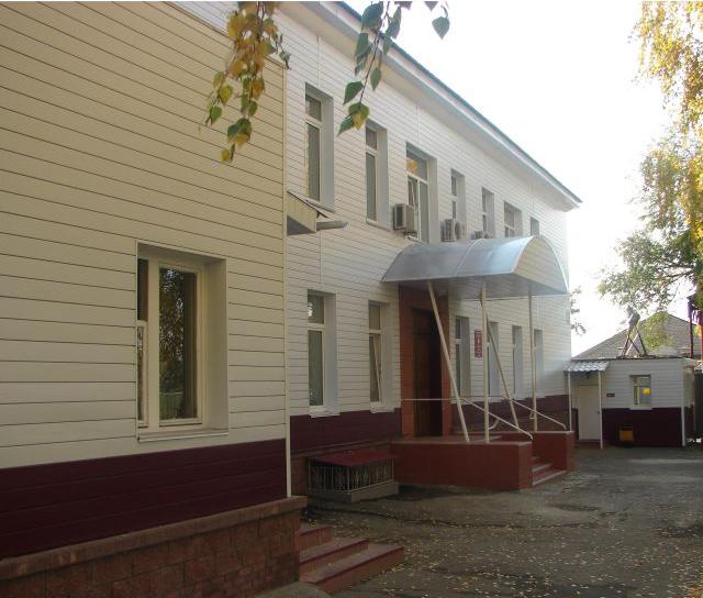 Центр стандартизации и метрологии, современный вид.