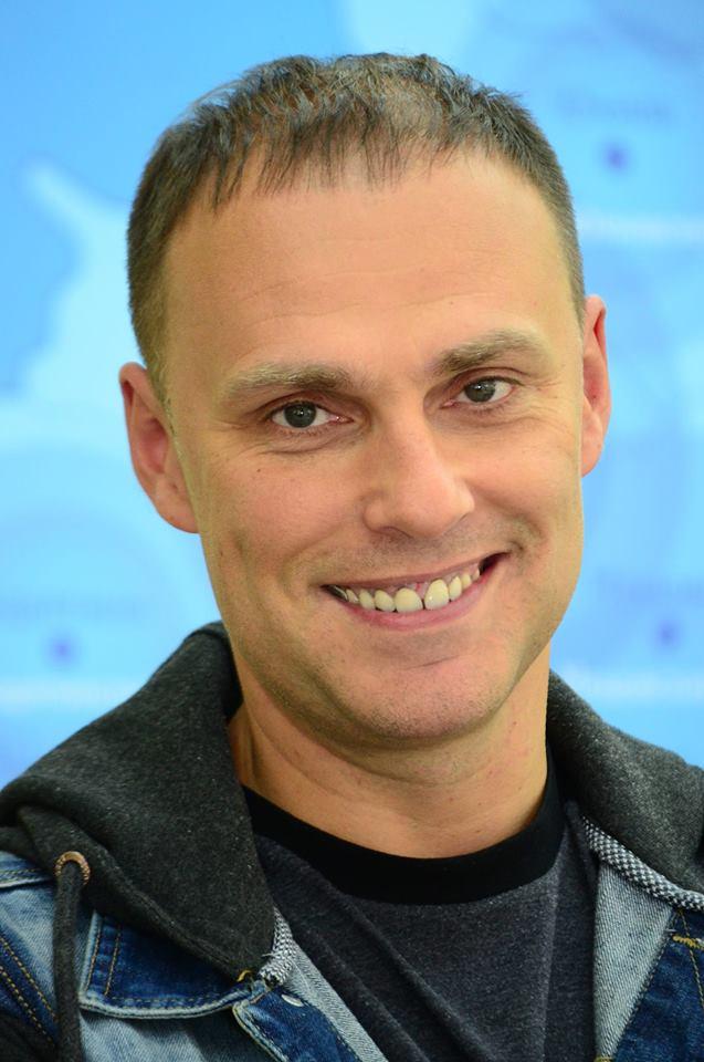 Павел Селезнёв.