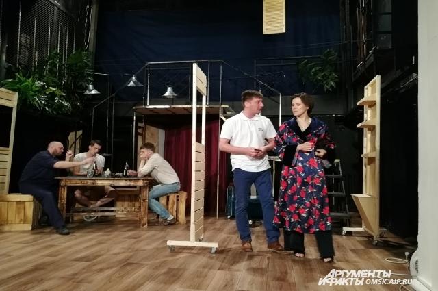 В главных ролях Александр Боткин и Дарья Оклей.