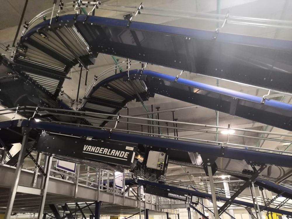 Компания Vanderland - лидер рынка оборудования для обработки грузов.