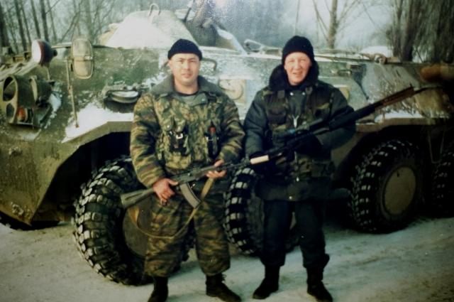 Что происходило тогда в Грозном, Аргуне, Назрани, Гудермесе мы помним по сводкам теленовостей. Главное – остался живым.