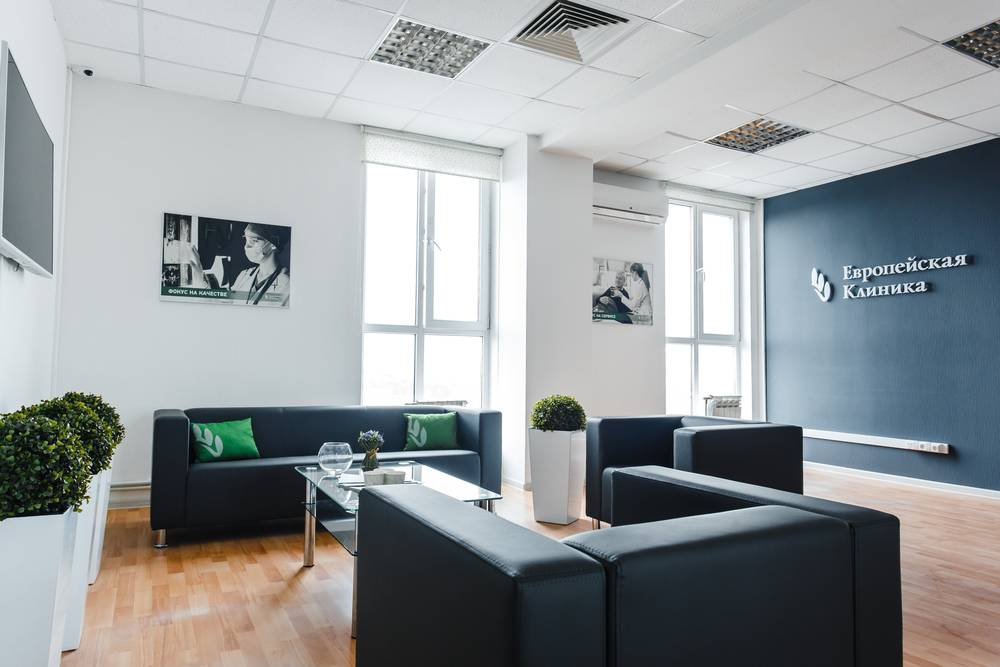 Европейская клиника развивает сеть региональных представительств - информационно-сервисных центров.