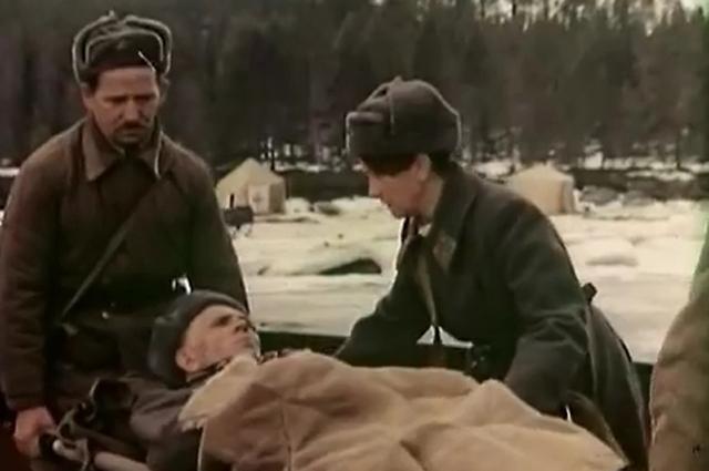 «Дважды рожденный», 1983.