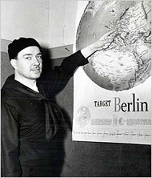 Уильям-Патрик Гитлер.