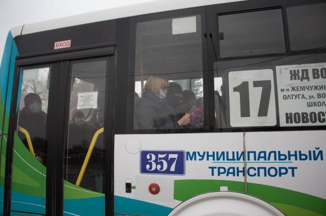 Практически все пассажиры были в средствах защиты.