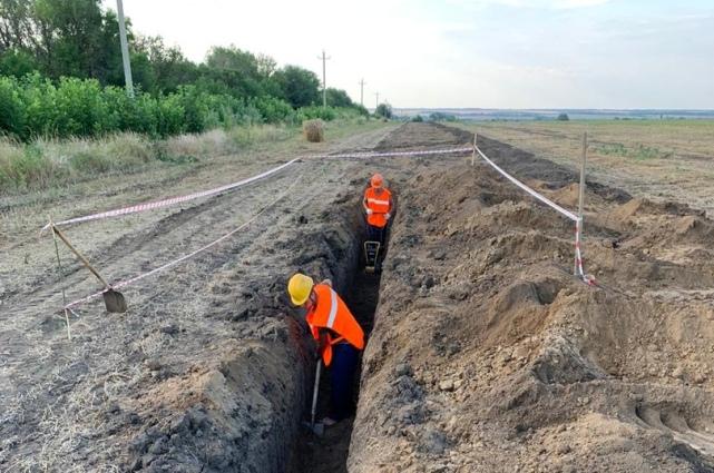 в 2-21 году планируют завершить строительство межпоселкового водовода