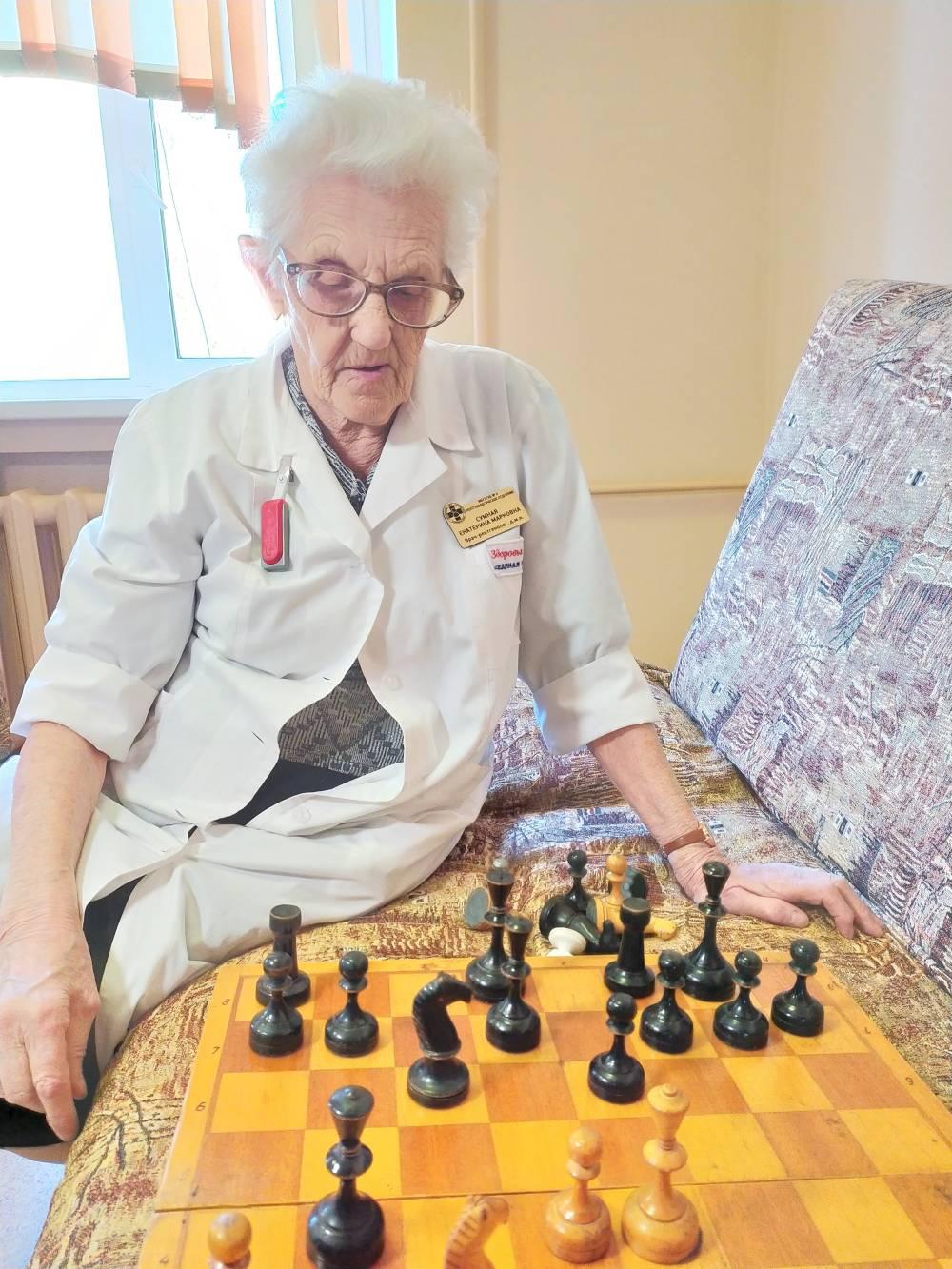 Шахматы - увлечение на всю жизнь.