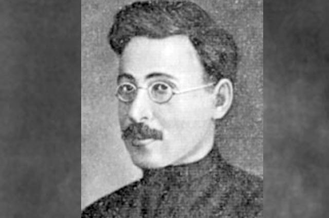 Николай Авилов (Глебов)