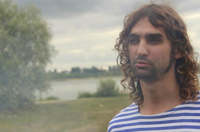 Виктор Слюсарев.