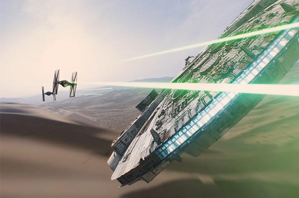 «Звездные войны: Пробуждение силы».