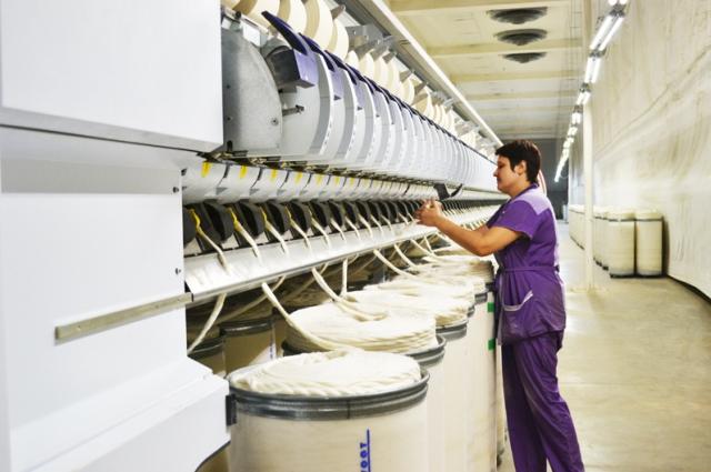 По итогам года «Камышинский текстиль» в числе 17 предприятий стал победителем конкурсного отбора Минпромторга РФ.