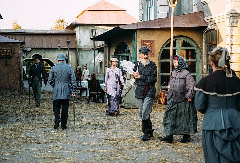 Действие сериала разворачивается в 1887-1888 годах.