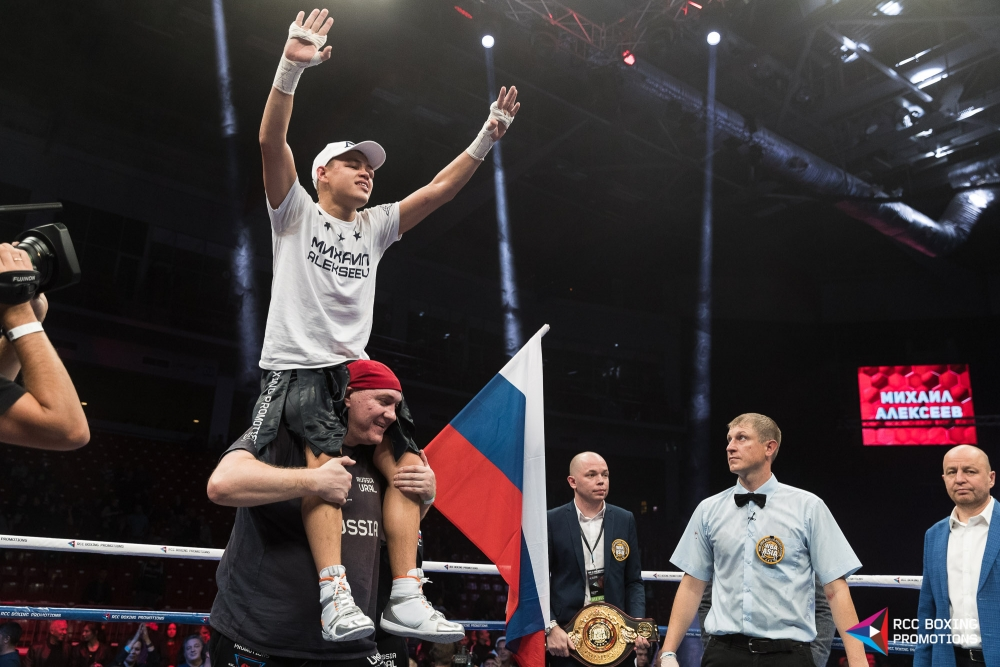 Алексеев дальше намерен участвовать и в крупных боях за границей.