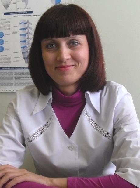 врач-невролог поликлиники Тверского государственного медицинского университета Светлана Рубина.