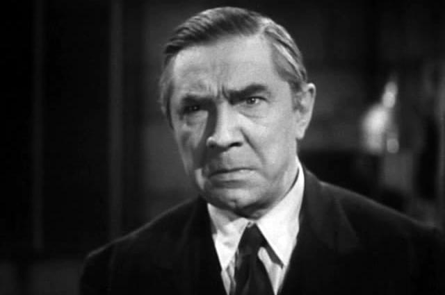 Бела Лугоши в роли доктора Пола Каррутерса в фильме «Дьявольская летучая мышь», 1940 год