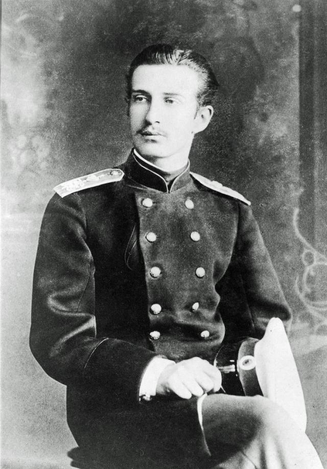 Судьба первенца Великого князя Константина Николаевича обещала быть безоблачной.