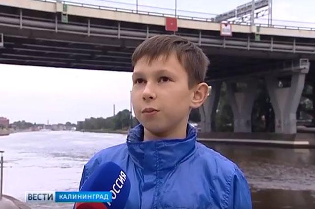 Даниил Кравченко.