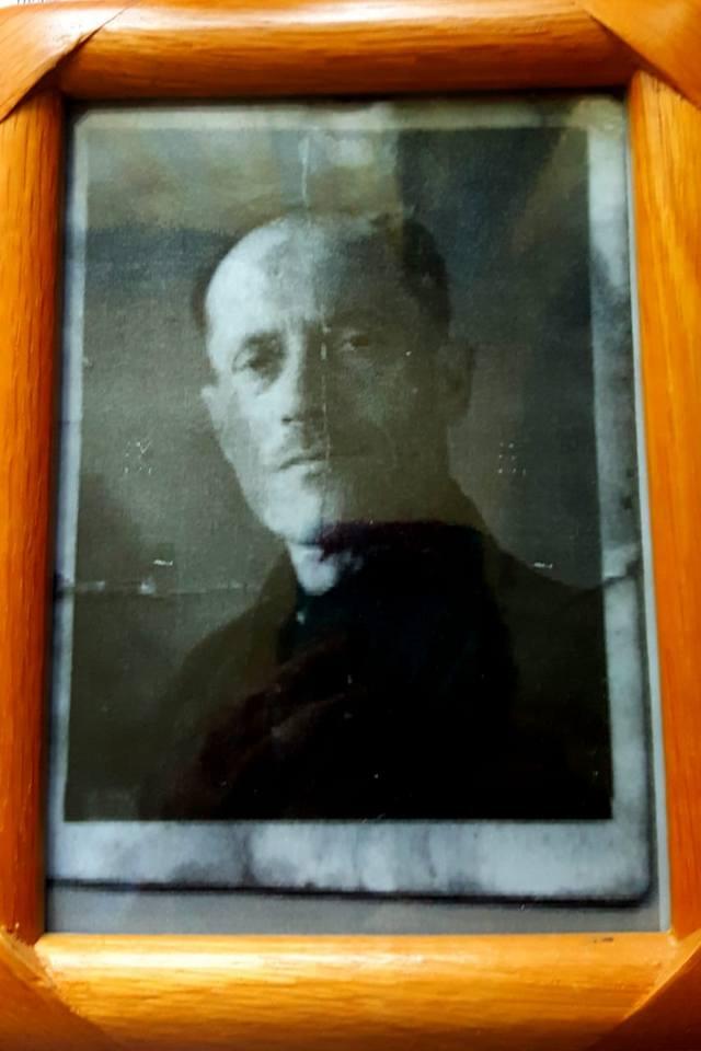 Портрет казака Емельяна.