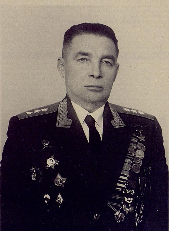 Василий Маргелов, 1963 г.