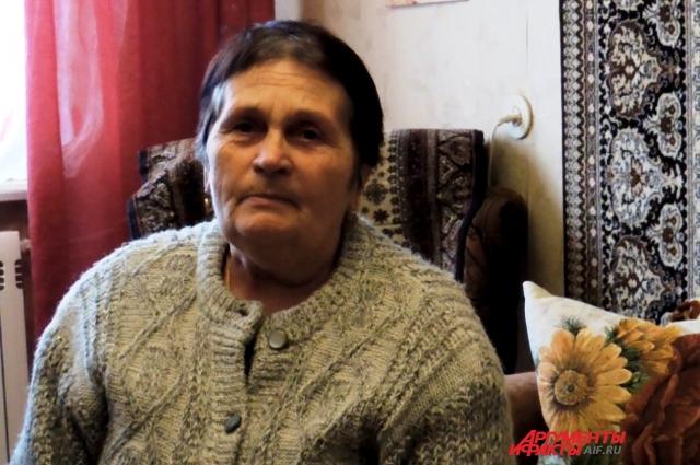 Соседка Лидии Яковлевны — Надежда Филипповна Попова.