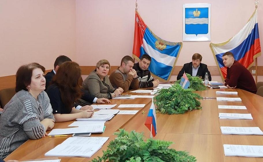 Проблемы благоустройства города разобрали на комиссии в городской думе Калуги.
