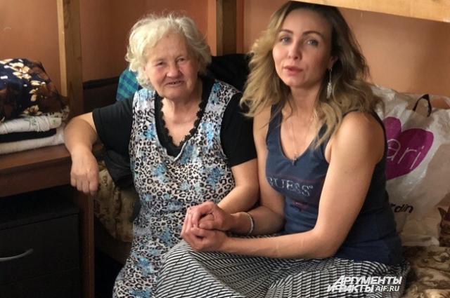 Руководитель благотворительного фонда признается, что бабушку Раю любила больше всех своих подопечных.