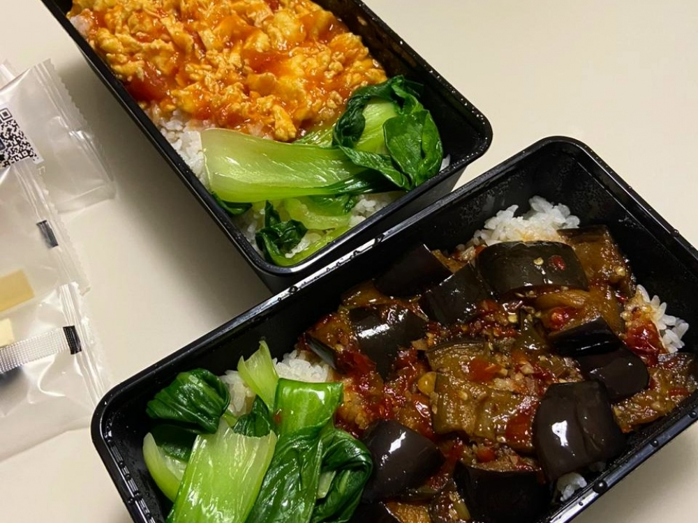 Китайская еда имеет очень ярко-выраженный острый вкус.