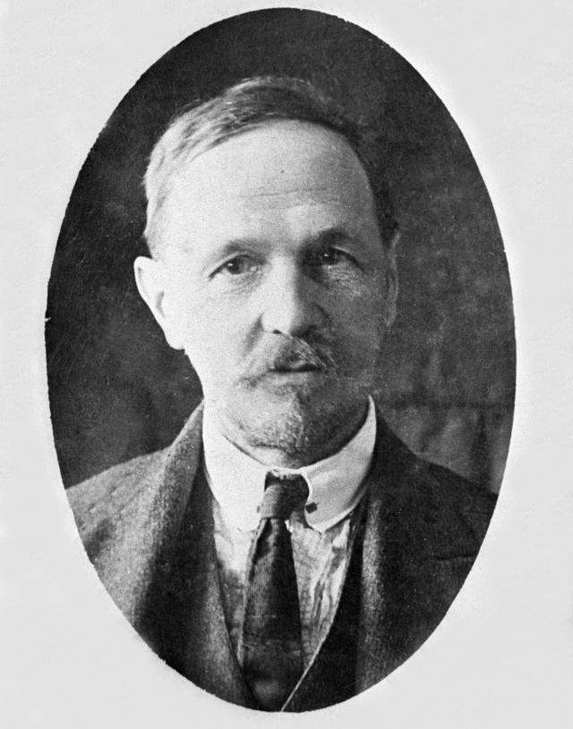 Борис Розинг.