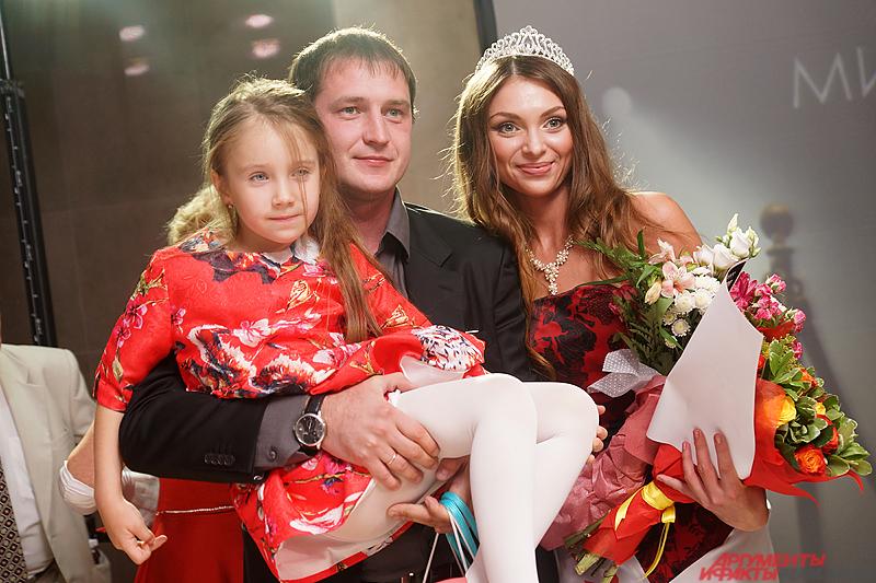 Пермячка, как и российская топ-модель Наталья Водянова, является многодетной мамой