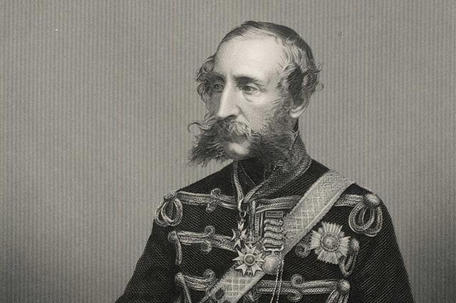 Джеймс Томас Браднелл, 7-й граф Кардиган.