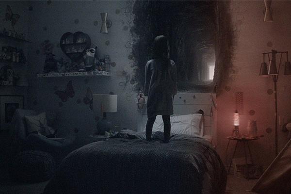 «Паранормальное явление 5: Призраки в 3D».