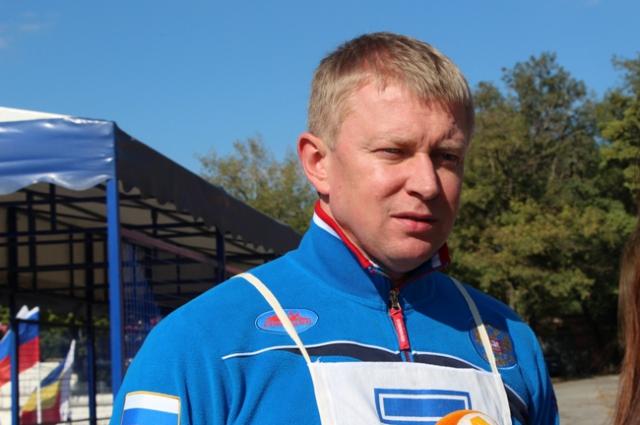 Андрей Беляев.