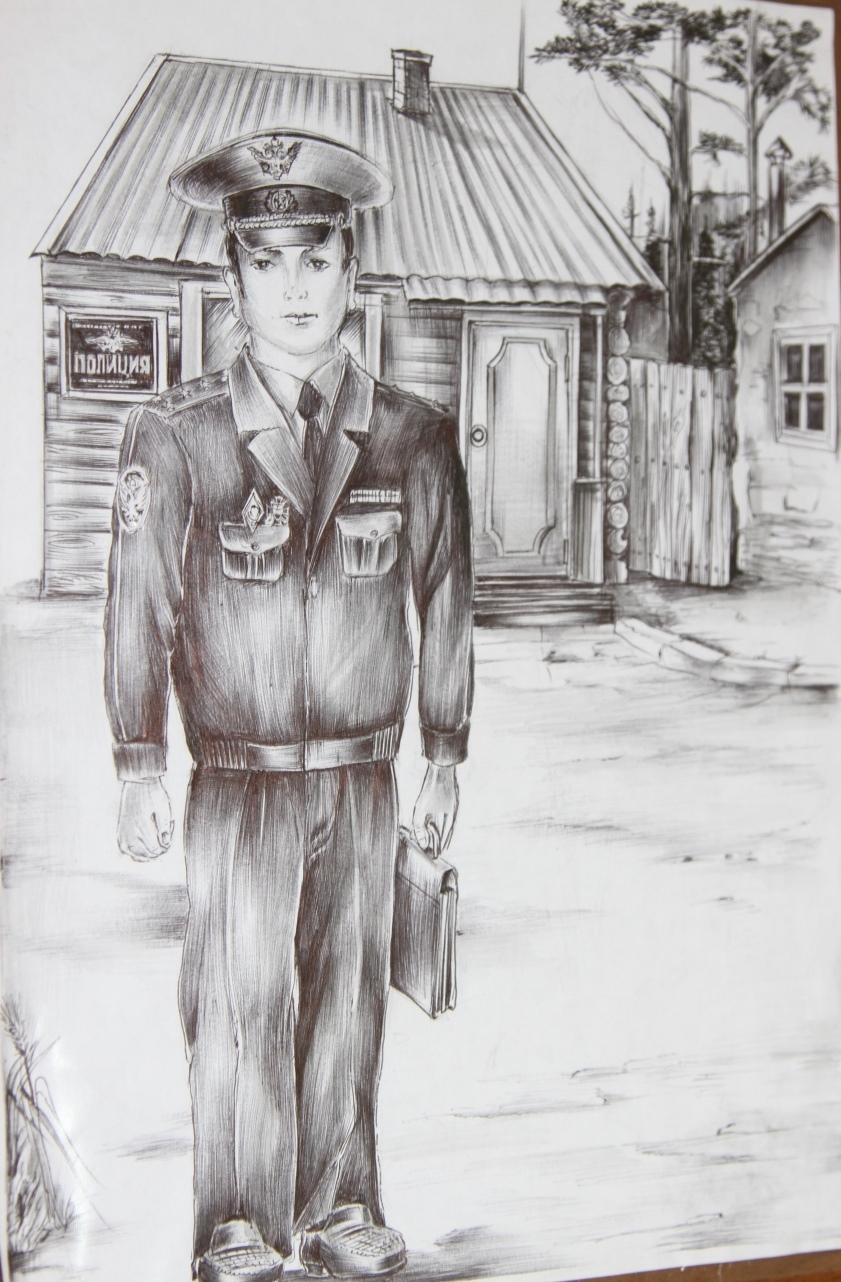 Рисунок Юлии Федченко.