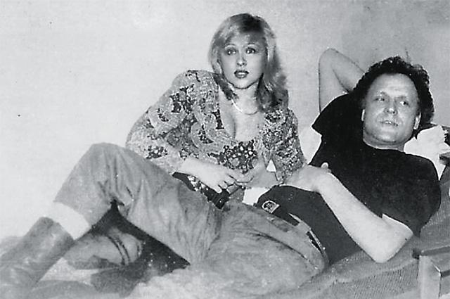 Ирина Грибулина и Николай Еременко