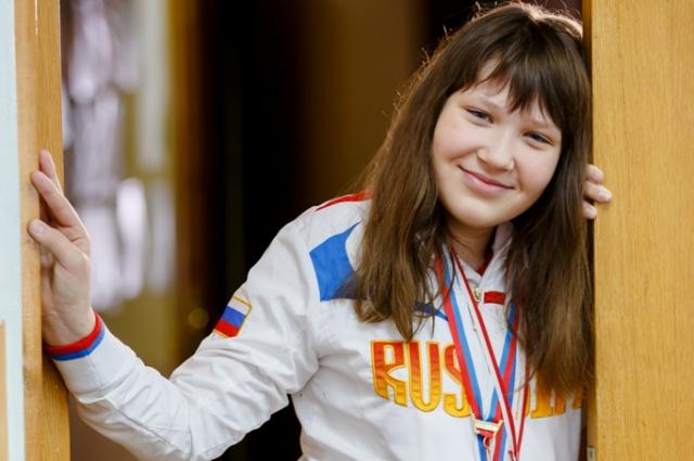 Катя Гольцева вошла в мировую десятку сильнейших.