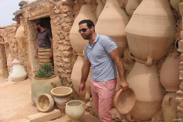 Город Гуэллала считается столицей гончаров.