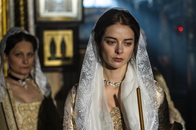 Марина Александрова снимается в продолжении сериала про жизнь императрицы.