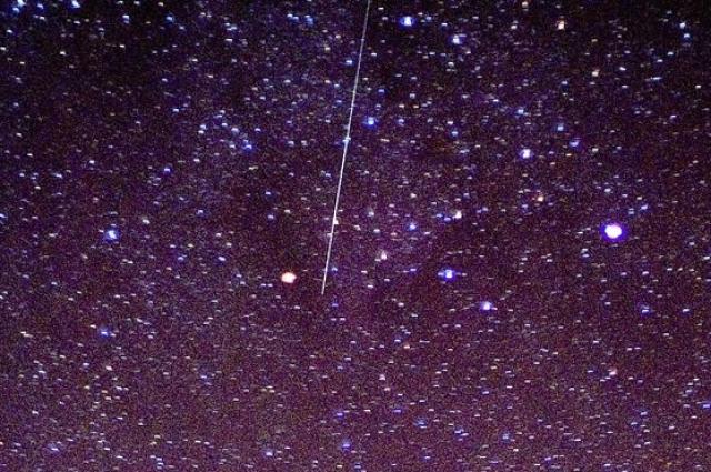 Персеиды - один из самых ярких метеорных потоков.