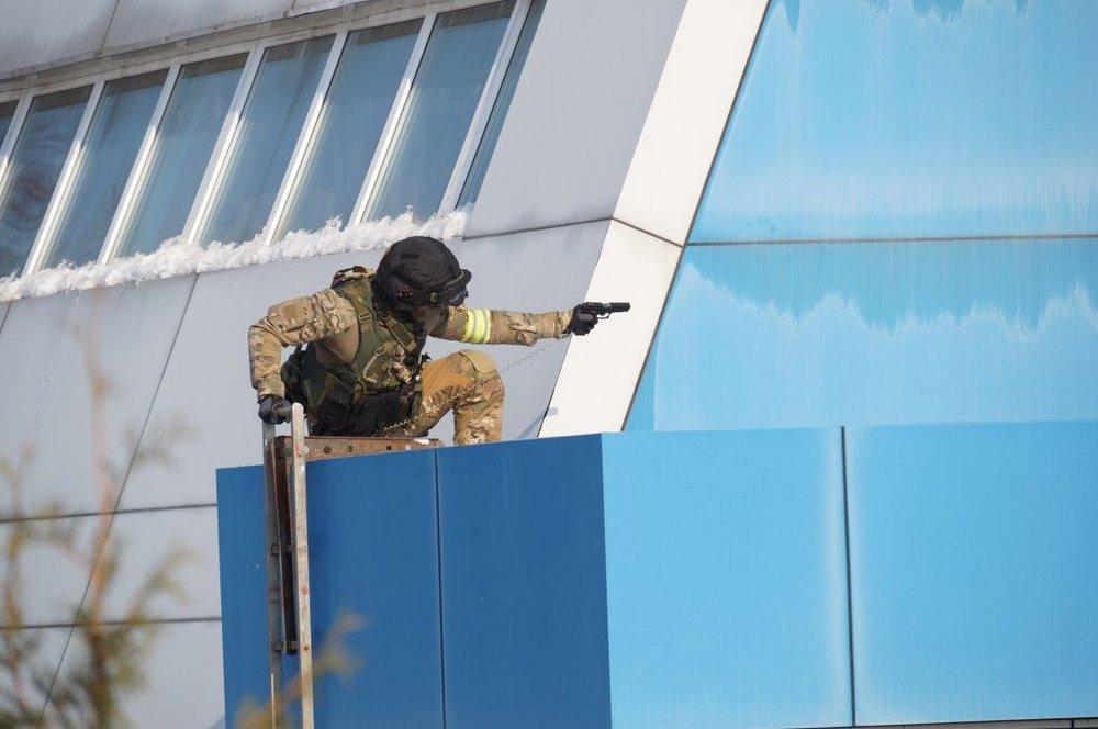 Правоохранители защитят в случае теракта, но главное оружие граждан - бдительность