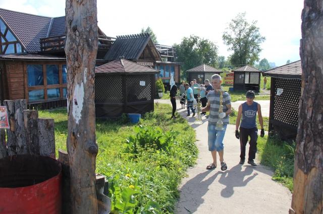 Арест кальянов в одном из кемеровских кафе.
